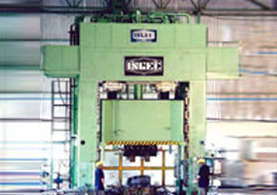 ISGEC | Hydraulic Press | Powder Compacting Press | Sheet