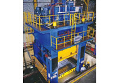 ISGEC | Hot Forming Press | Hydraulic Straight Sided Press