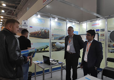 ISGEC   Exhibitions   Hydraulic Press Machine Manufacturer